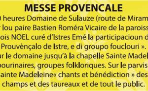 La messe provençale
