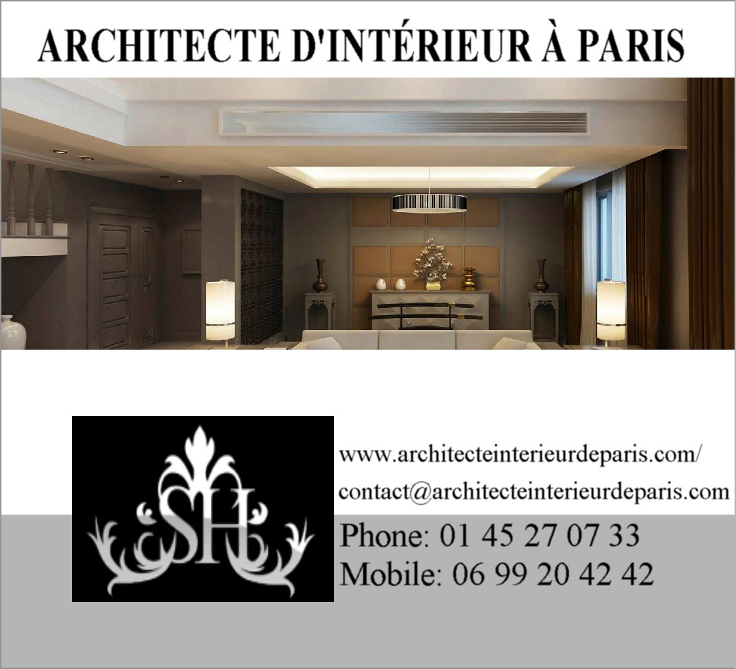 Desa services architecte d 39 int rieur paris for Architecte interieur paris