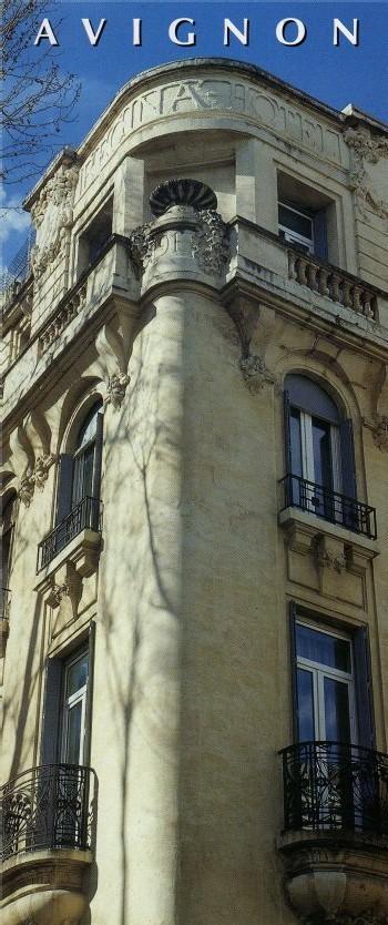 Avignon: l'Hôtel Régina