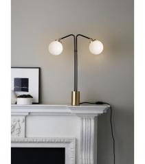 lampadaire sur site