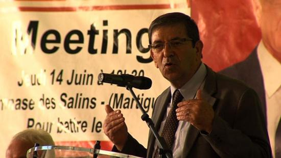 Michel vax s ancien d put maire pcf de port de bouc est d c d - Patricia fernandez port de bouc ...