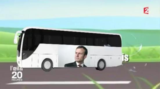 Des milliers d'emploi créés par les cars Macron... vraiment ?
