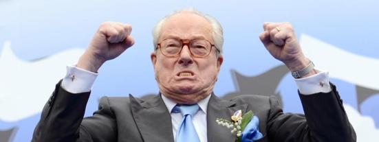 Crimes contre l'humanité: condamnation de J.M. Le Pen validée