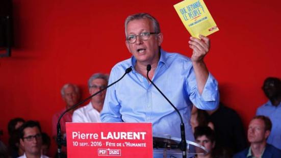 Présidentielle: le PCF n'intégrera pas la France insoumise de Mélenchon