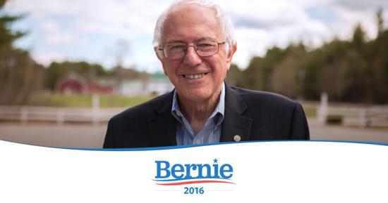 Réaction de Bernie Sanders après l'élection de Donald Trump