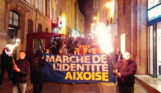 Nouvelle attaque de l'extrême-droite contre le local du PCF d'Aix-en-Provence