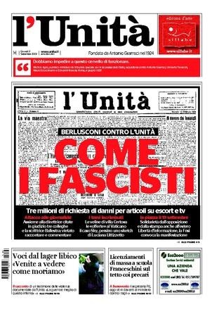 Fiat: l'Unita' non si arrendera' e non si lascera' intimidire