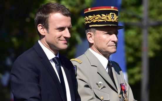 Démission du chef d'état-major Pierre de Villiers : un nouveau coup de menton d'Emmanuel Macron