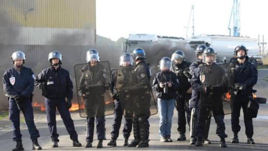Routiers/Loi travail : Macron choisit la répression anti-syndicale (PCF)