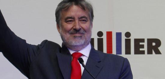 Alejandro Guillier (22,68%)