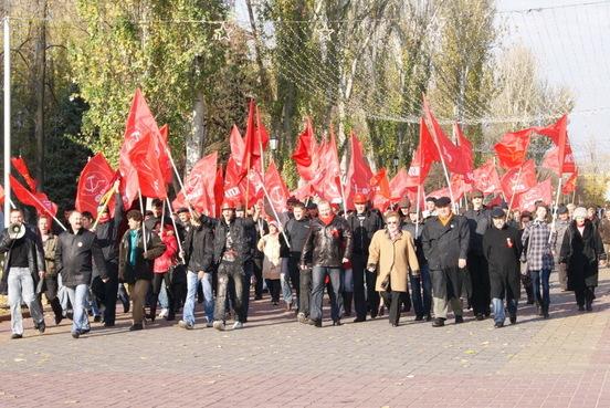 De la révolution d'octobre 1917 : 85.000 personnes dans l'oblast de