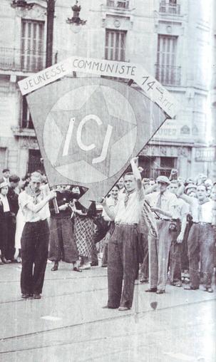 La droite tente encore d'instrumentaliser la mémoire de jeunes communistes