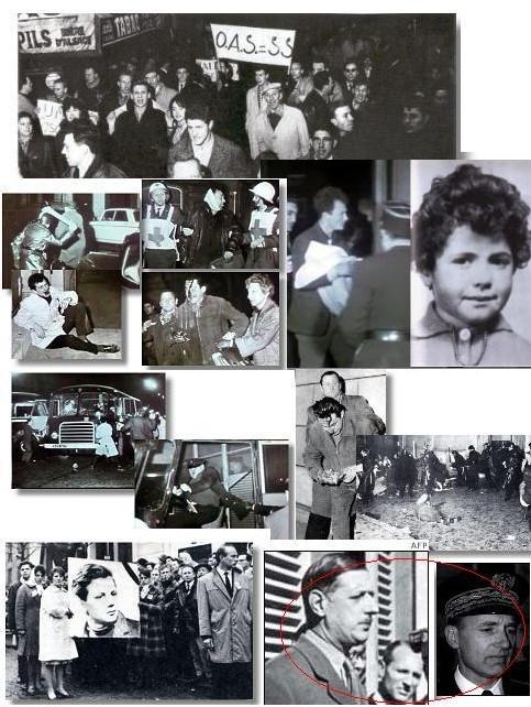 8 février 1962 : Massacre d'Etat à Charonne