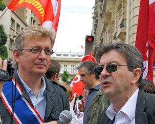 Le Parti de Gauche se voit déja comme le fossoyeur du PCF