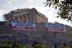 Travailleurs de Grèce et de Belgique : même combat