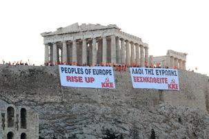 Grèce: A bas le gouvernement du front noir. Travailleurs et peuple à la contre-attaque ! Pas un jour à perdre