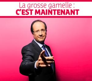 """""""Pas une voix PS n'ira à la règle d'or"""", dit François Hollande... ça c'était en 2011"""