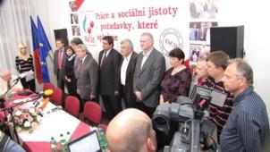 Percée des communistes tchèques (KSČM) aux élections sénatoriales et régionales !