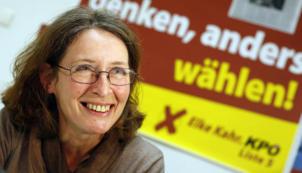 Autriche : Elke Kahr, la rebelle rouge de Graz
