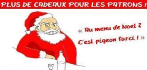 Le Noël des patrons se chiffre à 20 000 000 000 €…