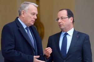 Flamby Hollande au plus bas dans les sondages...