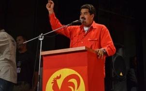 """Maduro: """"Le Parti communiste n'a jamais trahi le peuple"""""""