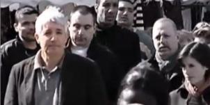Philippe Péninque (à gauche), en avril 2007. Image canal +