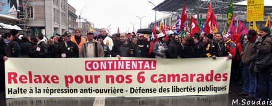 Amnistie sociale : union sacrée PS-UDI-UMP-FN contre les syndicalistes