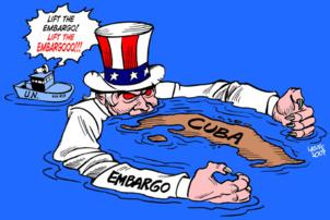 Une ONG britannique victime des sanctions économiques des Etats-Unis contre Cuba