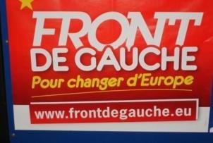 """Européennes 2014 : Le Front de Gauche crédité de 15% à égalité avec le P""""S"""""""