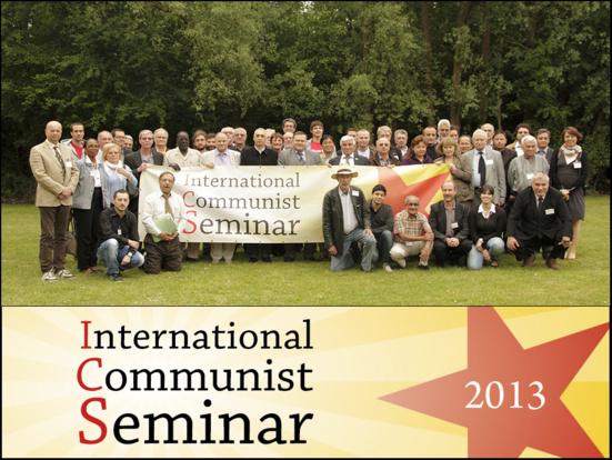 Résolutions du 22ème Séminaire communiste international de Bruxelles