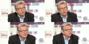 """""""La politique du gouvernement actuel n'a pas de majorité"""" (Pierre Laurent)"""