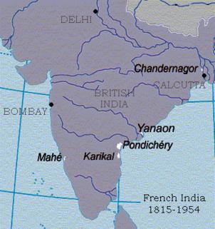 Il tait une fois le parti communiste d 39 inde fran aise - Comptoirs francais en inde ...