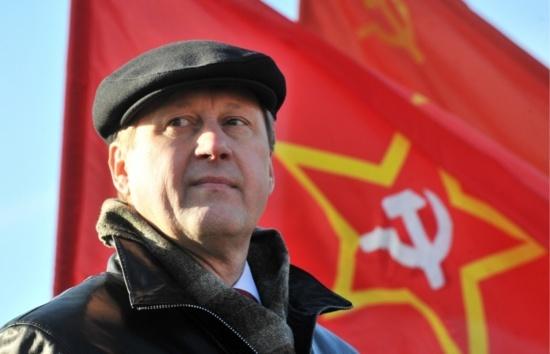 Novossibirsk, capitale de la Sibérie, conquise par les communistes