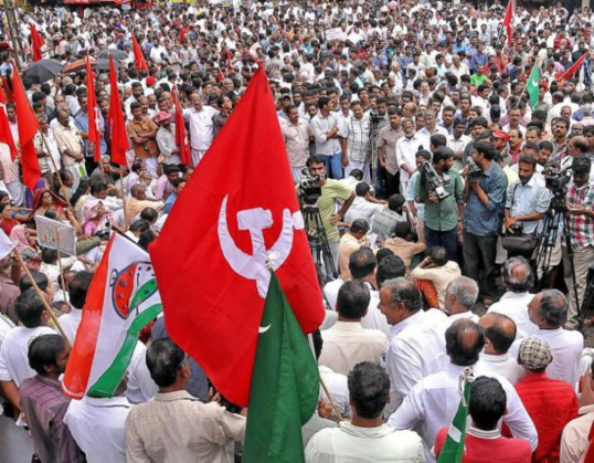 Triomphe des communistes indiens lors des élections aux Panchayats au Kerala et au Tripura