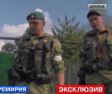 Il a quitté son mandat d'élu pour se battre dans le Donbass, portrait du communiste Alexander Negrebetskikh