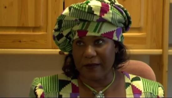 Mariam, veuve de Thomas Sankara: Blaise Compaoré «doit répondre de ses crimes»