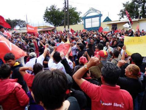 Au Honduras « libéré » , la situation se « normalise »