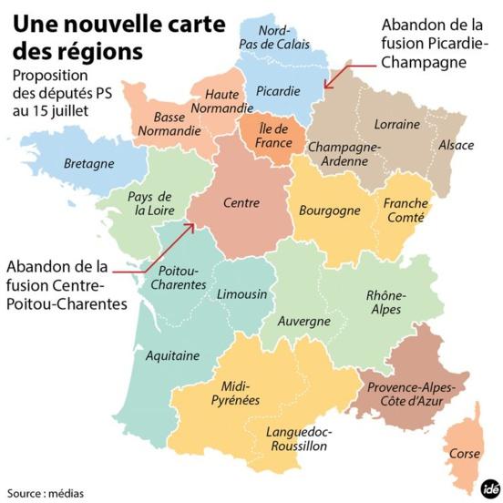 Réforme territoriale 13 Régions : pourquoi faire ? (CGT)