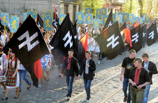 L'Ukraine, le Canada et les USA (abstentuion de la France) ont voté contre une résolution de l'ONU condamnant le fascisme et le nazisme