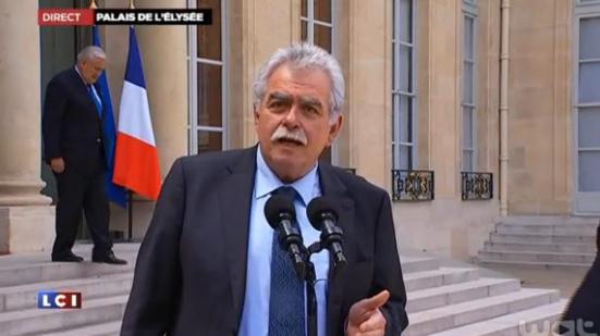"""Le député PCF André Chassaigne appelle à """"stopper les négociations sur le traité transatlantique"""""""
