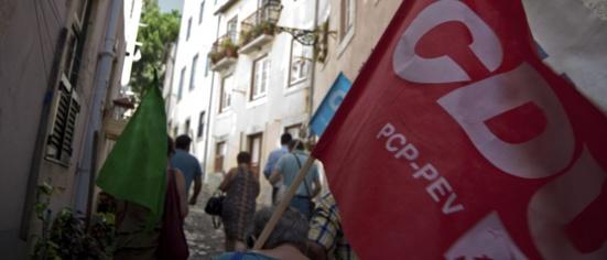 L'irrésistible ascension du Parti communiste portugais (PCP)