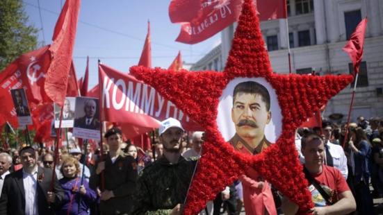 Nostalgie de l'URSS chez les rebelles de l'Est de l'Ukraine
