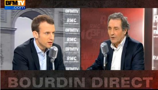 Les salariés ont la belle vie et pas les entrepreneurs : Macron n'est pas dans la réalité