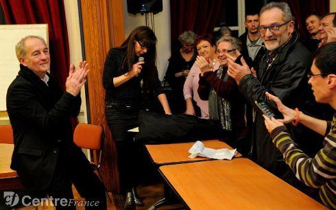 Billom : Jean-Michel Charlat (Front de gauche) remporte la municipale partielle