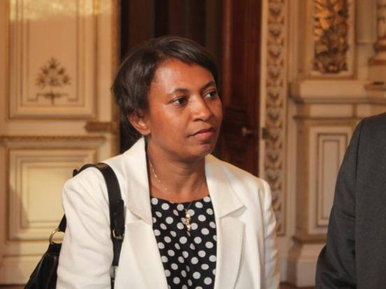 Vaulx-en-Velin : Hélène Geoffroy nommée Secrétaire d'Etat