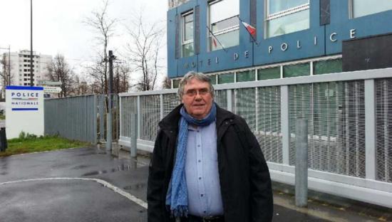 Mulhouse : l'indignation du militant de la CGT qui a passé la nuit en prison