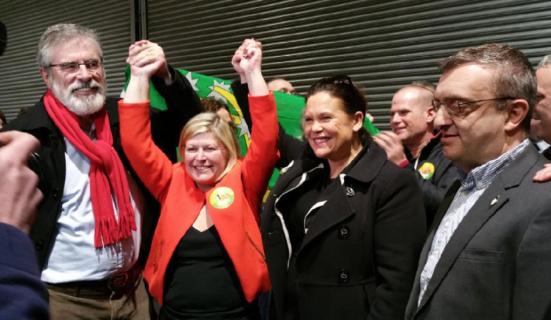 Le Sinn Féin gagne son 23ème député dans la circonscription de Dublin Bay North