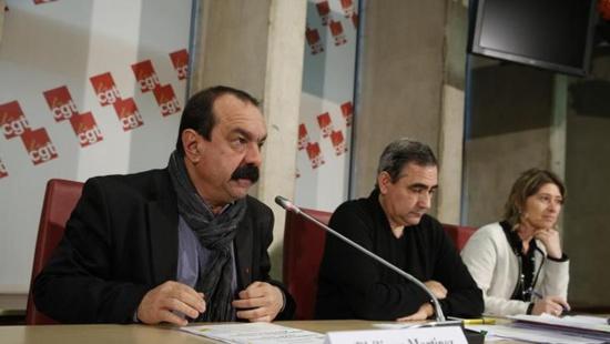 Opposée à la loi El Khomri, la CGT présente son propre Code du travail du XXIème siècle