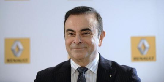 Le salaire de Carlos Ghosn, PDG de Renault, augmenté de 167%